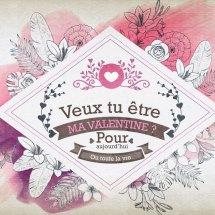 Valentin, valentine's days, amoureux, déclaration, déclaration d'amour