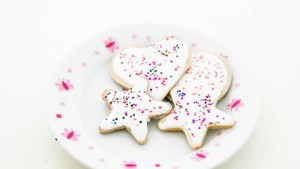 Yummy Frosted Sugar Cookies Doll It Up