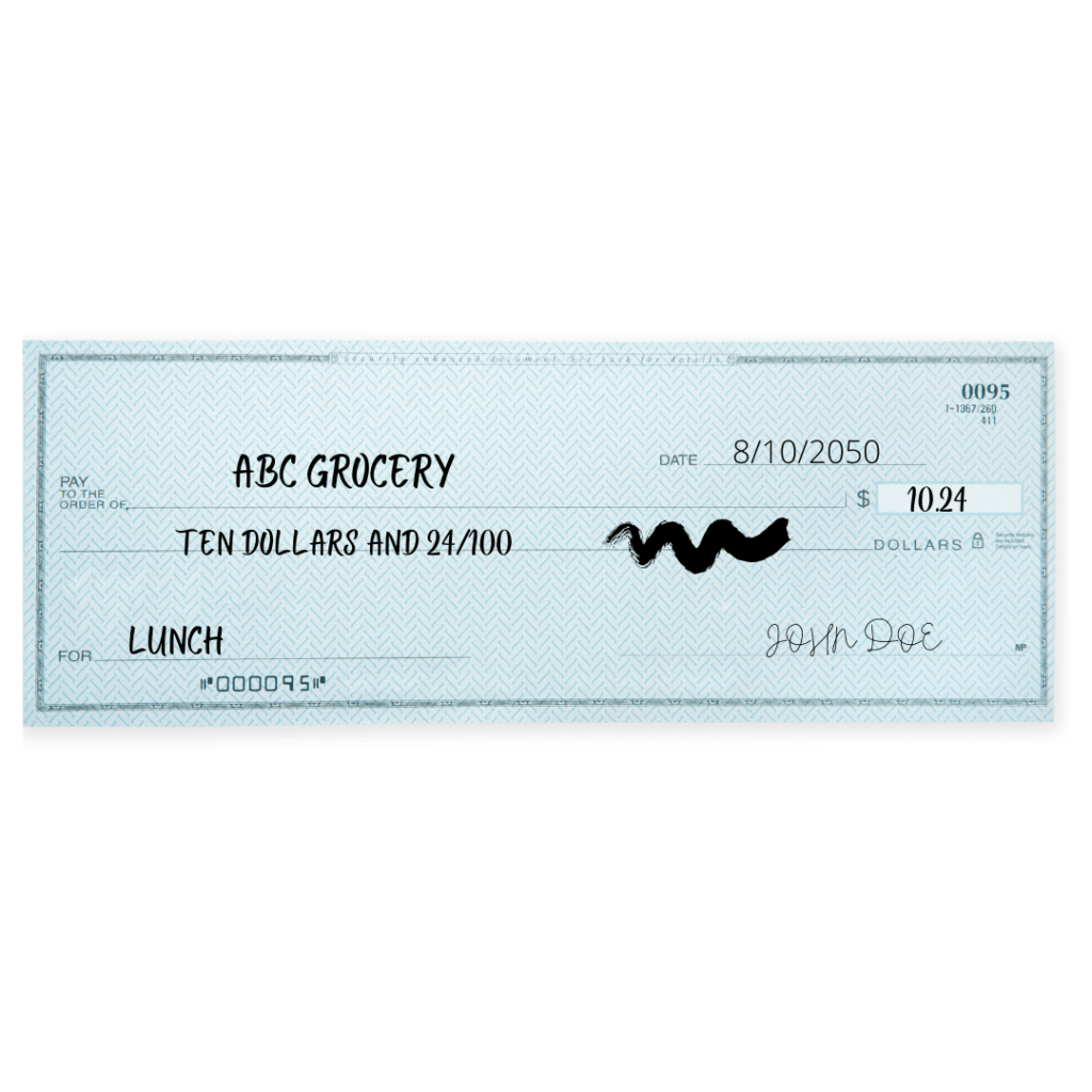 How to Write a Check: A Step by Step Guide (With Examples