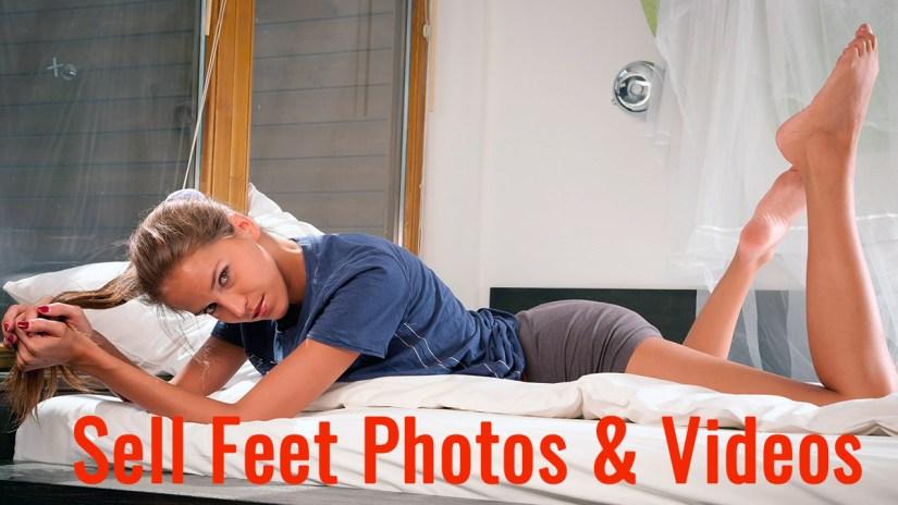 Sell Feet Photos