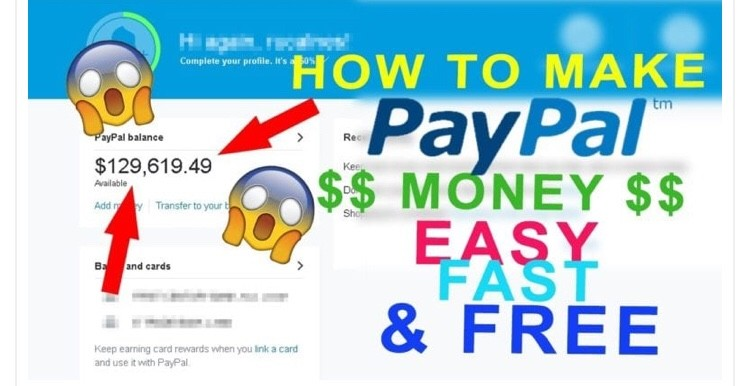 PayPal hack: Smartly trick PayPal to give you some money