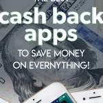 9 App Cash-Back per risparmiare denaro sugli acquisti di tutti i giorni