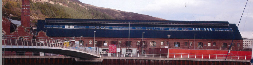 The J Shed, Swansea