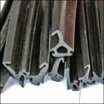 Kunststofffensterdichtung-Mittelrahmen