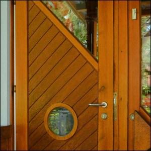 Fingerschutz-Profil BU-Kan Kita-Eingangs-Tür