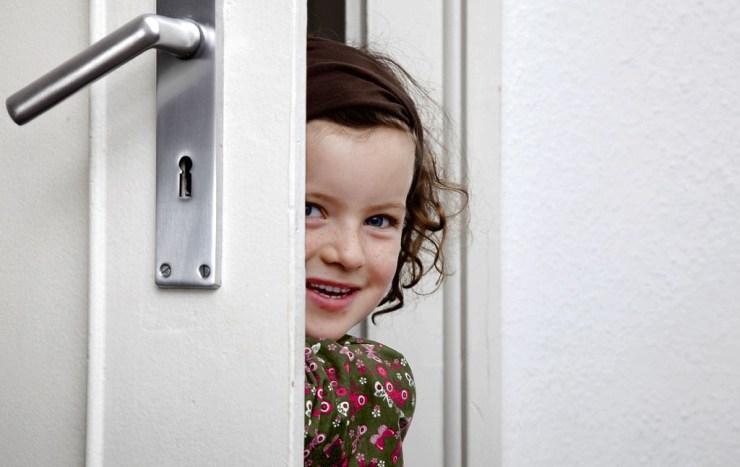 Türen-KlemmSchutz-im Kindergarten