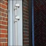 Türen KlemmSchutz - Kita-Eingangstür - Bandseite , Fingerschutz von Athmer