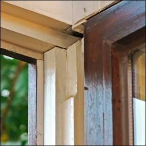 Altes Holzfenster ohne Dichtung nachrüsten