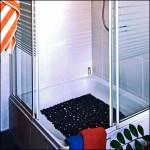 Duschtürdichtung - Duschkabine