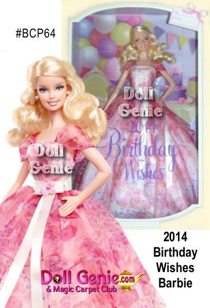 Happy Birthday Wishes Barbie Doll 2013