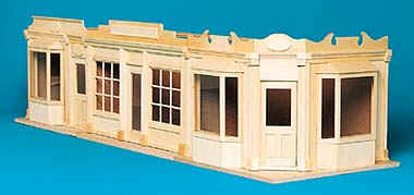 Dollhouse Roomboxes Amp Kits From FINGERTIP FANTASIES Dollhouse Miniatures