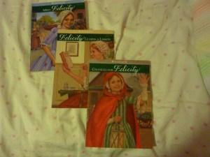Felicity books