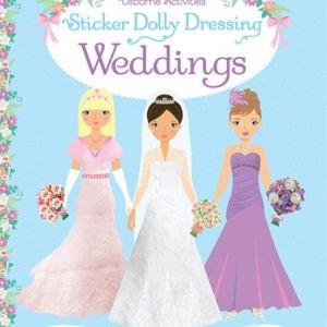 Doll Sticker Books