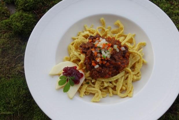 Der kulinarische Weltcup 8: Finnische Rentierbolognese