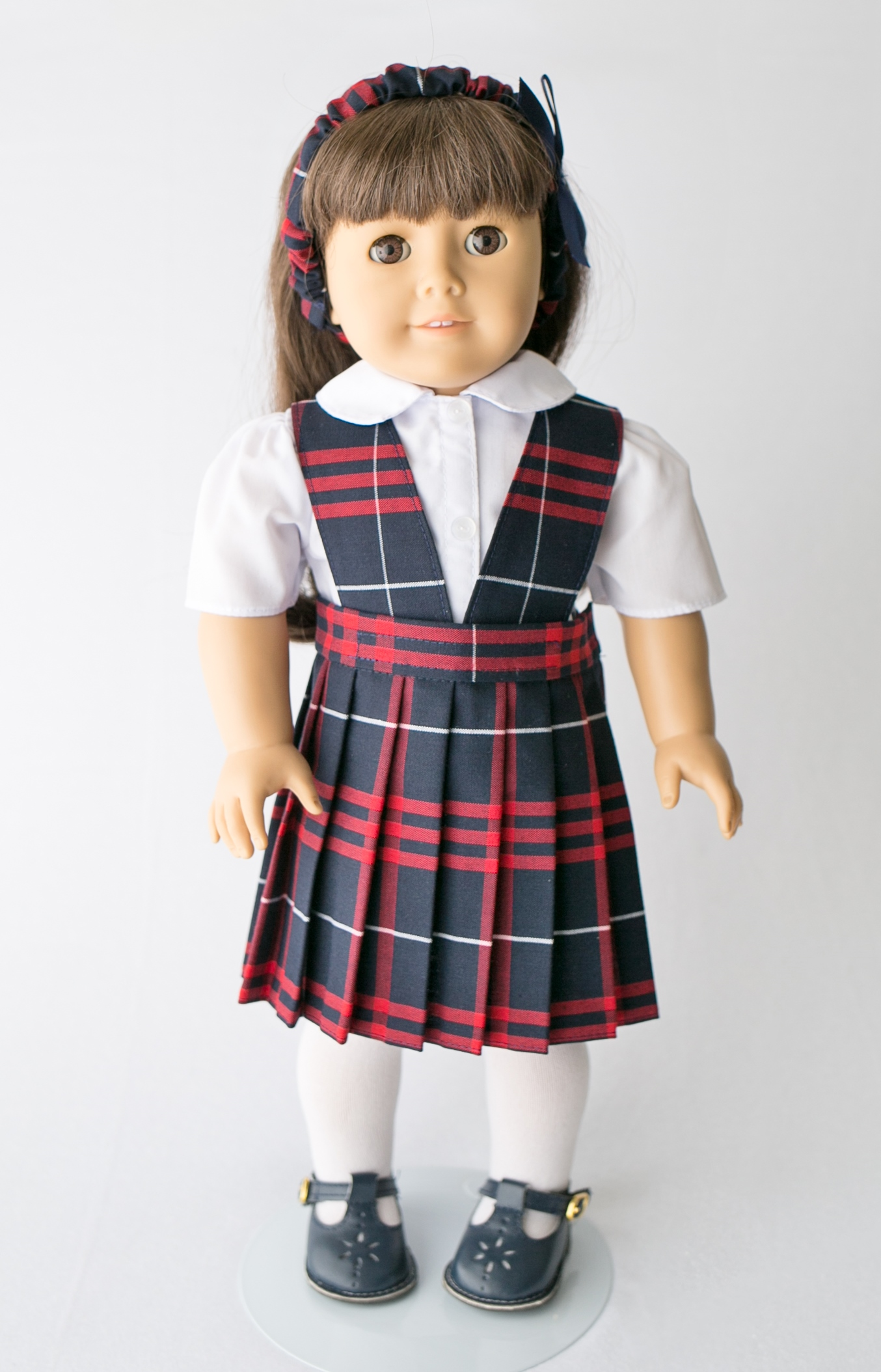 American Girl Doll School Uniforms Jumpers And Kilts