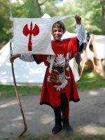 bojovníci si dali dostaveníčko ve Veltrusích