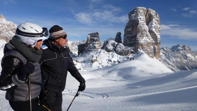 Traumpfade Skirunde Dolomiten