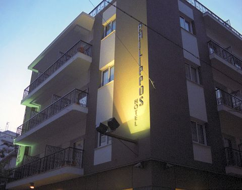 Philippos Hotel In Athens Travel In Greece With Dolphin