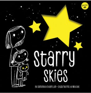 Starry Skies - cover image and web link