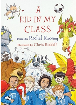 A Kid in My Class - cover image and web link