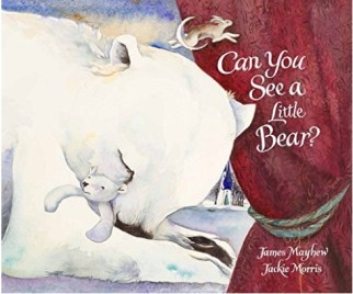 Can You See a Little Bear? - image and web link