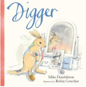 Digger - cover image and web link