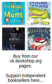Books go Walkabout book shop button image and link