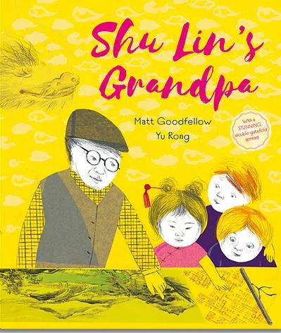 Shu Lin's Grandpa - cover image
