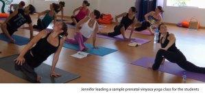 Prenatal Yoga Teacher Training