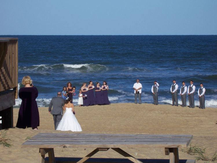Outer Banks Wedding Venue Dolphin Oceanfront Motel
