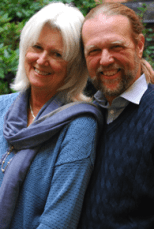 Gary Kendall and Ulla Anderén | Amorah Quan Yin | Dolphin Star Temple