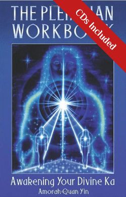 Pleiadian Workbook 6 CD set | Amorah Quan Yin | Dolphin Star Temple