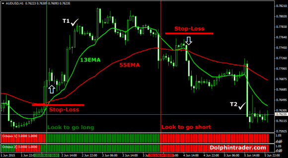 Octopus Forex Swing Trading Strategy