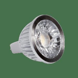 Faretto LED MR16 5W luce calda casa