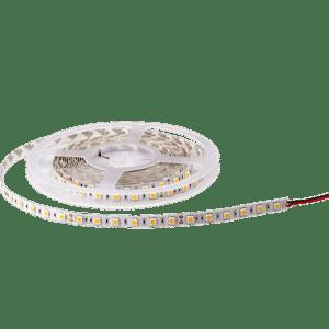 Strisce LED 3528 24V da interni disponibili in luce calda o bianca naturale o rossa gialla blu verde blu
