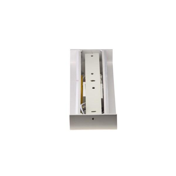 Applique LED DUAL di DOMAGIC Vista dal basso con attacchi vite