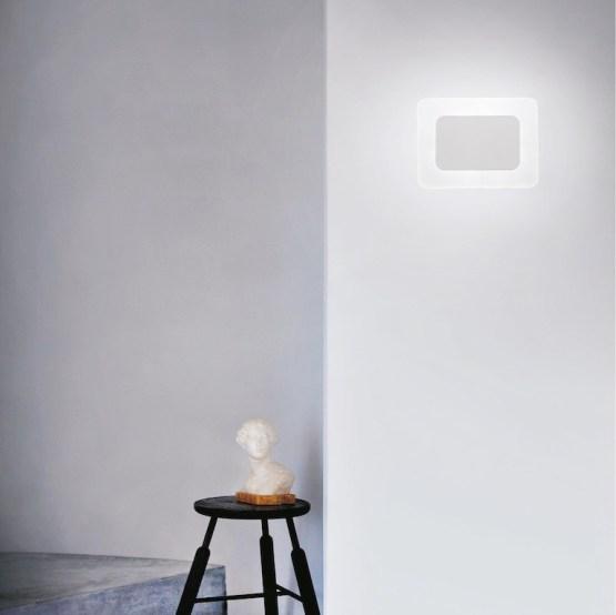 Applique LED interno moderna