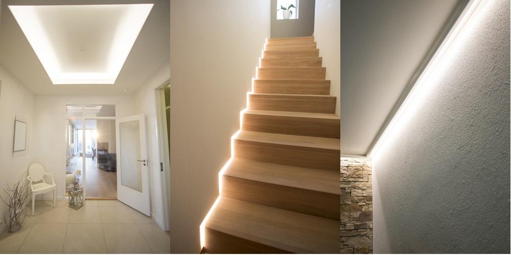 A led per interni casa trendy simple a led per interni casa with a led per interni casa with a - Strisce a led per interni ...