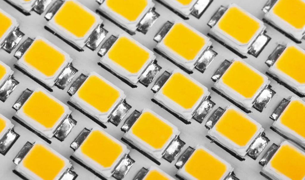 LED Surface Mounted Device SMD