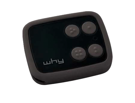 4 CHANNEL REMOTE CONTROL FOR RGB AND RGBW LED CONTROLLER
