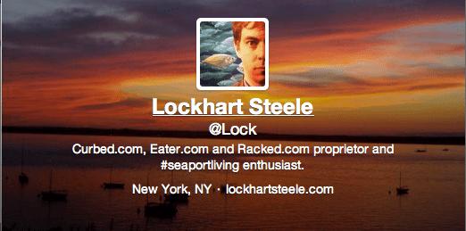 Twitter Profile Bio Example