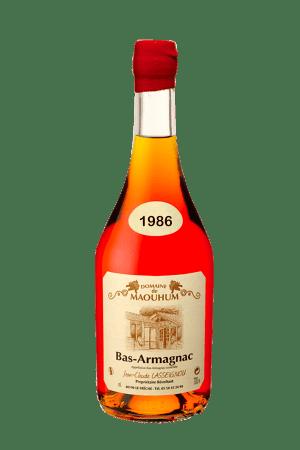 Bas Armagnac - Domaine de Maouhum