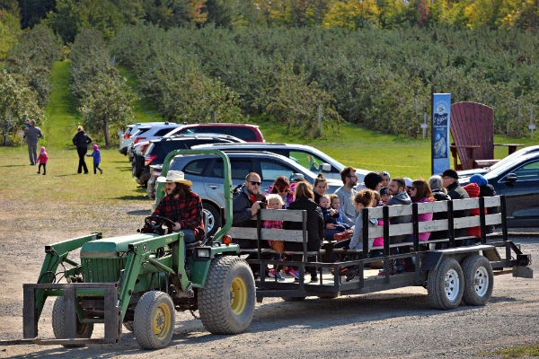 tracteur Groupes scolaires