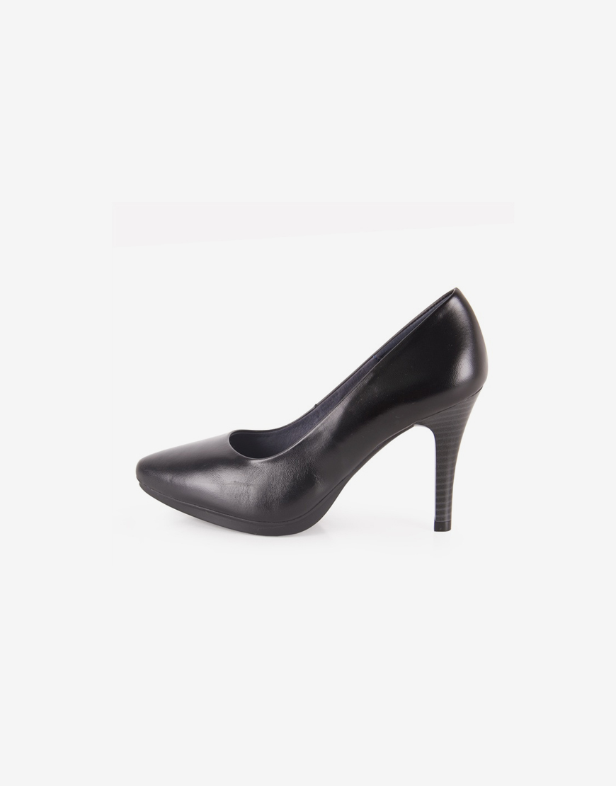 Zapato salon mujer piel napa