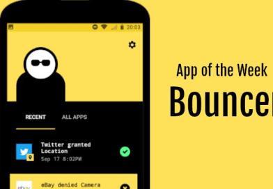 تطبيق Bouncer لمنح أذونات مؤقتة للتطبيقات