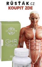 Skvělý prostředek pro růst svalů, věčné mládí, posílení organismu