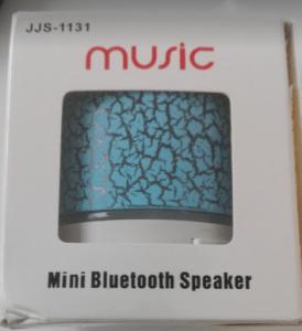 jjs-1131 bluetoth mini reproduktor - krabička