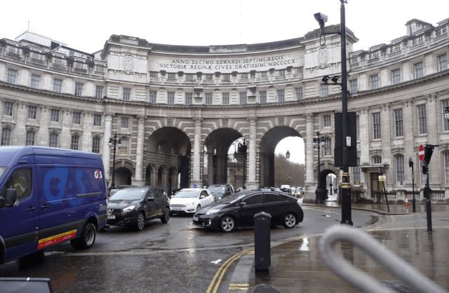 Adrmirality Arch