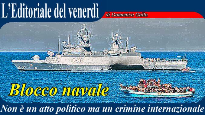 NON E' UN ATTO POLITICO MA UN CRIMINE INTERNAZIONALE