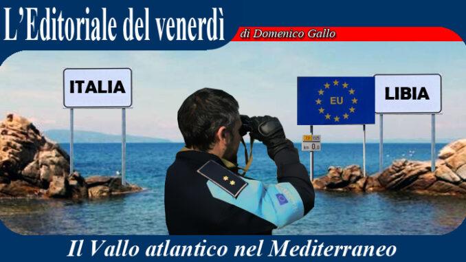 Il Vallo Atlantico nel Mediterraneo